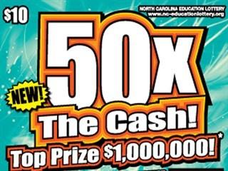 Elizabethtown woman wins $1 million lottery prize   Bladen