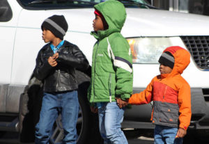 Crowd turns out in Elizabethtown for MLK Parade